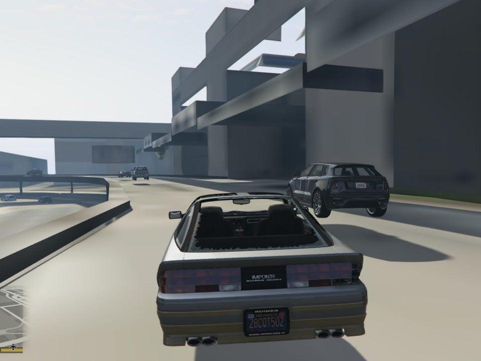 GTA 5 Grafikbug