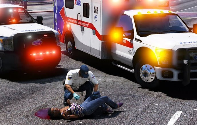 GTA5 Medic