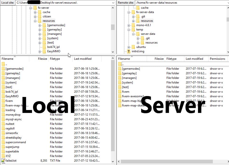 [FX-Server][Tutorial]  So richten Sie FX-Server unter Linux ein - Von Anfang bis Ende - Server-Tutorials