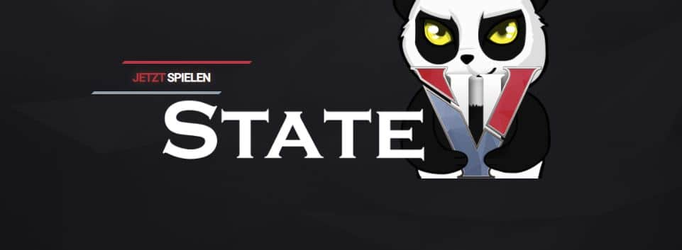 StateV Logo